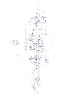 CREATING CIVILIZATIONS BY ROBERT STRATI  combination of engineering schematics and abstract art, in diagrammatic representations of topics like astrophysics, musical notations, architectural schematics and mappings.