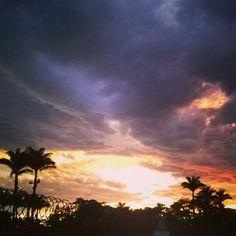 Pra quem tem fé, o céu não é o limite!!
