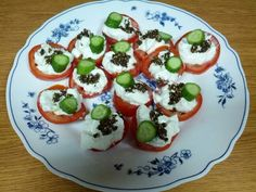 Fresh Tomato Slices, Healthy Labneh (Low-Salt; 0% Fat), Cucumber Chunks, Sprinkles of Trio Mix: Thyme, Sesame Seeds & Olive Oil