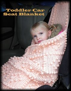 Ravelry: Toddler Car Seat Blanket pattern by Yarn & Hook