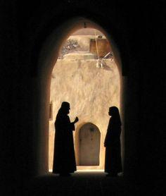 Monk - Wadi Natrun - Egypt