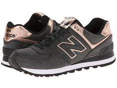 New Balance Classics WL574 - Precious Metals - Zappos.com Free Shipping BOTH Ways