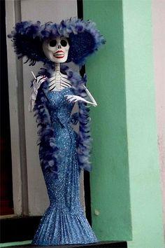 la catrina costume | Catrina :: Insolite :: Costume :: Oaxaca :: État d'Oaxaca :: Mexique ...