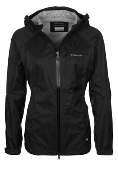 Columbia TECH ATTACK II - Outdoor jacket - black - Zalando.co.uk