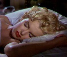 """Marilyn""""Niagara"""" 1953 #color image"""