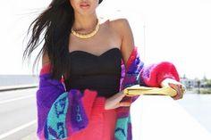 fashion colorful