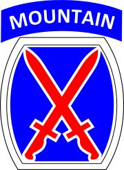 The 10th Mountain Division is one of the light infantry divisions belonging to the Eighteenth Airborne Corps. It is based in Fort Drum New York. It was created as a mountain warfare unit but that role has expanded to include any type of harsh terrain. It is the only division sized element of the U.S. Army to specialize in fighting under harsh terrain and weather conditions.