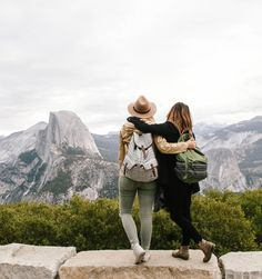 Half dome/ Yosemite/ Best friend photos/ travel photos