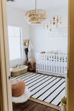 Palm Beach Meets Boho Chic Simple Baby Nurserychic