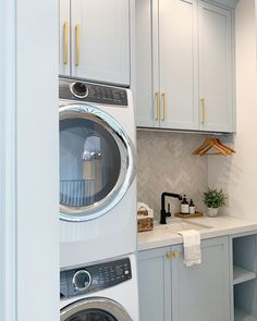 Purposeful Design + Thoughtful Living: Explore inspiring spaces from our community and share your own with Laundry Room Bathroom, Mudroom Laundry Room, Modern Laundry Rooms, Laundry Room Layouts, Laundry Room Remodel, Laundry Room Design, Small Laundry Space, Bath Laundry Combo, Laundry In Kitchen