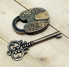 1000 Images About Vintage Keys And Locks On Pinterest