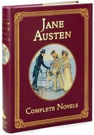 So I feel like I should read Jane Austen's books, but every time I try to read one I can't finish.  Time to try again?