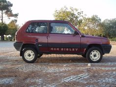 4x4 4x4 off road and roads on pinterest for Panda 4x4 sisley off road