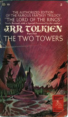 For years, everyone knew the covers of this LOTR edition.