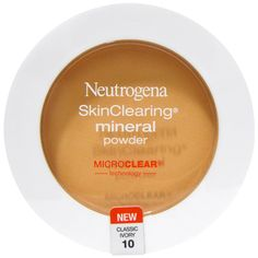 make up discount coupon code:JWH658,$10 OFF iHerb Neutrogena, SkinClearing Mineral Powder, Classic Ivory 10, 0.38 oz (11 g)calcium bentonite clay bulk