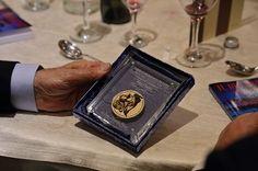 Serata densa di emozioni in compagnia dei membri del club Lions Re Enzo di Bologna e del presidente Bruno Cinanni per la presentazione de Il dio danzante