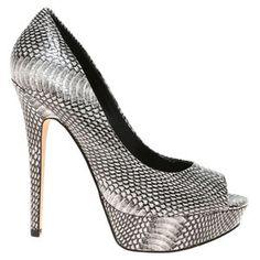 A A beautiful shoe