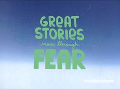 Successful people feel the fear and don't let it stop them.  Craft your best life - starting now http://patriciamauerhofer.com/