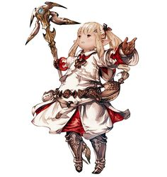 Lalafell White Mage
