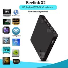 Beelink X2 TV Box , Special Price from Gearbest - Mobiles-Coupons