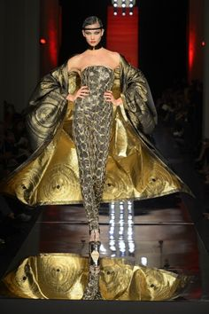 Prom Magics: Jean Paul Gaultier's Haute Couture 2013