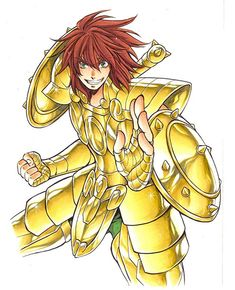 Saint Seiya: The Lost Canvas - Dohko