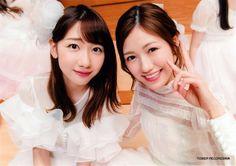 Watanabe Mayu, Kashiwagi Yuki