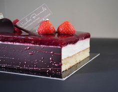 Rentrée chocolat et fruits rouges, par Nicolas Bernardé