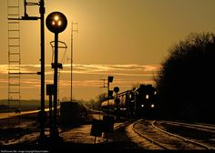 RailPictures.Net Photo: BNSF 1523 BNSF Railway EMD GP38-2 at Benson, Minnesota by Bryant Kaden