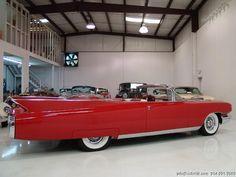 1959 Cadillac Series 62 Convertible 2/2