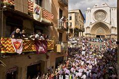 Santa Tecla (Tarragona) Joan Capdevila, foto cedida por el Patronat Municipal de Turisme de Tarragona