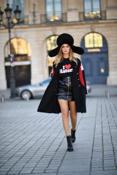I love Haters: 8th look of PFW | The Blonde Salad | Bloglovin'