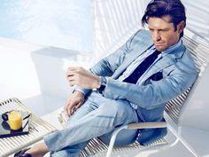Esquire - Big Black Book Spring 2012: A Blue Portfolio