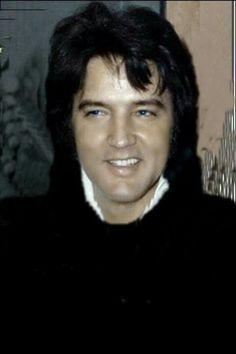 Elvis looking good!