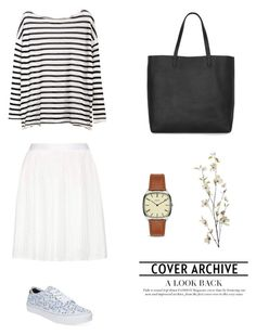 """""""Untitled #621"""" by vero199638 on Polyvore featuring Kenzo, Madewell, Tsovet, Vans and Pier 1 Imports"""