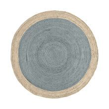 Find your dream rug. Our new special order rug program lets you customize your Bordered Round Jute Rug, choosing from 15 colors. Made to order just for you, each unique rug is handcrafted by skilled artisans. Jute Rug, Woven Rug, West Elm, Circle Rug, Modern Area Rugs, Bedding Shop, Custom Rugs, Round Rugs, Contemporary Rugs