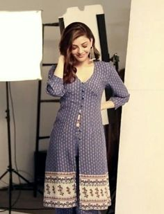 Kajal Aggarwal Casual Work Attire, My Darling, Die Hard, Celebs, Celebrities, My Crush, Indian Beauty, Bollywood Actress, Desi