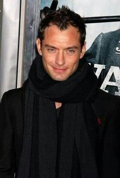 Jude Law is love
