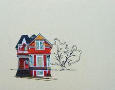 dwellings // stephanie k. clark