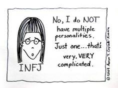 Introvert // Infj