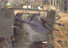 M55 Quad .50 cal. Gun Mount it was a beast to fire (I FFV) and (II FFV) let ne tell you, it will light up the perimeter! I Field Forces Vietnam & II Field Forces Vietnam