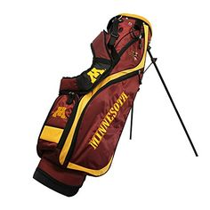 Team Golf 24327 Minnesota NCAA Nassau Stand Bag *** Want additional info? Click on the image.