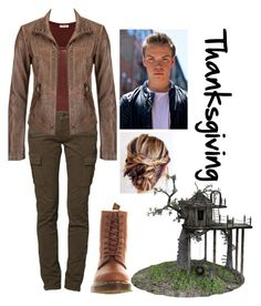 """""""Imagine//Gally//Maze Runner"""" by not-a-muggle ❤ liked on Polyvore featuring American Vintage, CIMARRON, maurices, Dr. Martens and ImaginesBySara"""