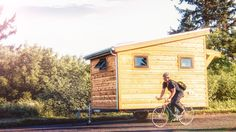 Shelterwise Salsa Box  A tiny house with a big heart  | Covet | OutsideOnline.com