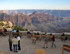 Grand Canyon Lodge North Rim. One of my favorite places!