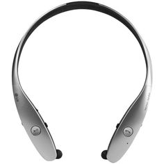 Tone Infinim(TM) Bluetooth(R) Premium Wireless Stereo Headset with Microphone (Metallic Silver)