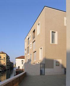 cino zucchi, social housing, venice, 1997-2002