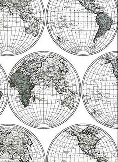 G23042-Galerie-Deauville-Black-Atlas-Map-World-Geographical-Feature-Wallpaper