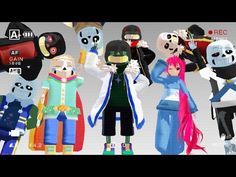 [MMD] Undertale // Compliation part 4 (with OC) + thanks for Yandere Anime, Music Licensing, I Said, Undertale Au, Videos, I Laughed, Appreciation, Oc, Disney Characters