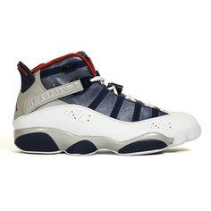Jordan Air Jordan 6 Rings Olympic 469b1f665